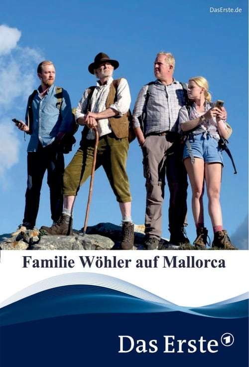 Película Familie Wöhler auf Mallorca En Línea