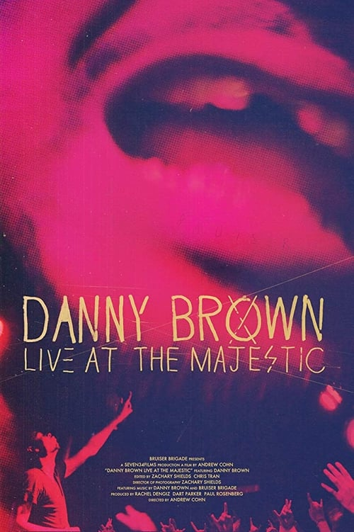 Danny Brown: Live at the Majestic (2018)