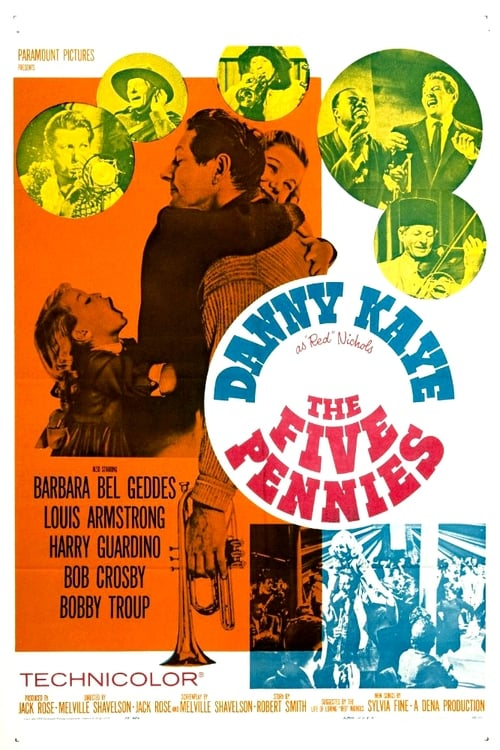 The Five Pennies poster