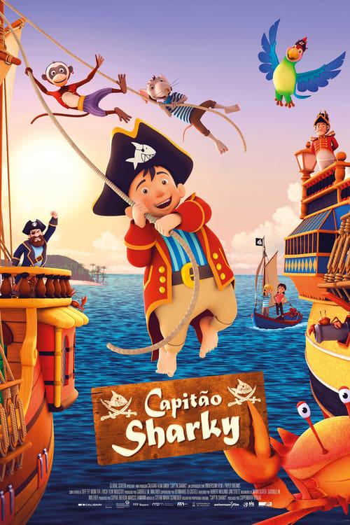 Assistir Filme Capitao Sharky O Pequeno Pirata Completo