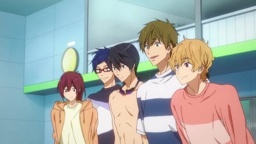 Free!: Take Your Marks