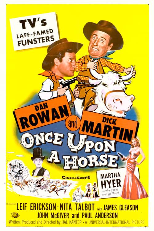 Película Once Upon a Horse... Gratis