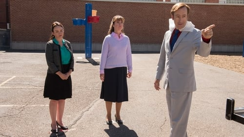 Better Call Saul - Season 2 - Episode 9: Nailed