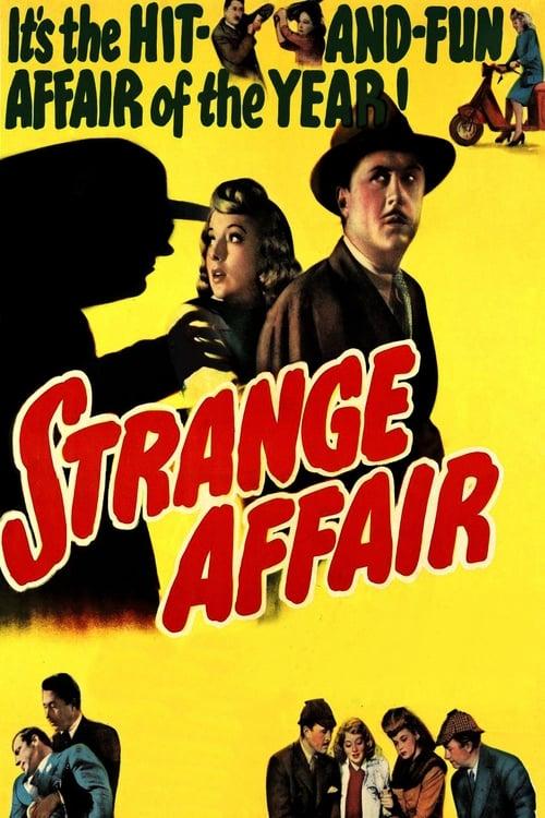 Filme Strange Affair Em Português