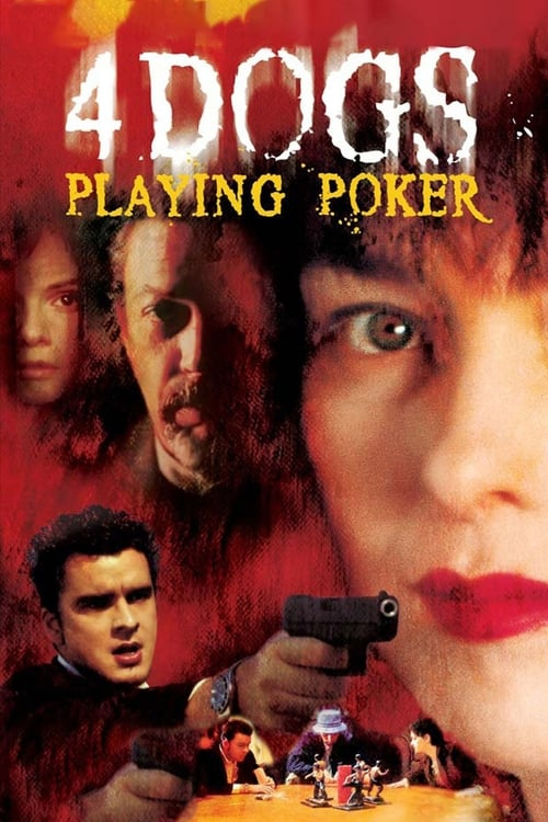 Ver Four Dogs Playing Poker Duplicado Completo