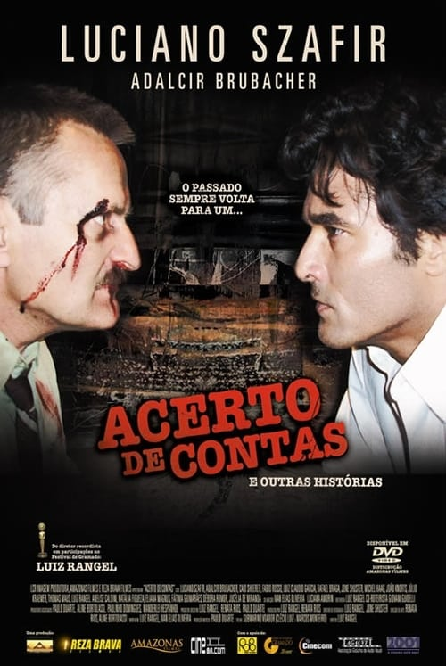 The poster of Acerto de Contas