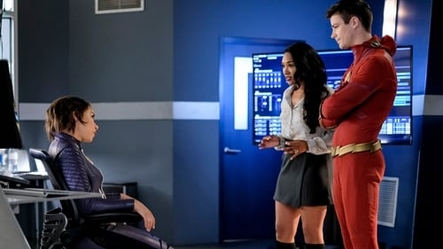 The Flash - Season 5 - Episode 5: All Doll'd Up