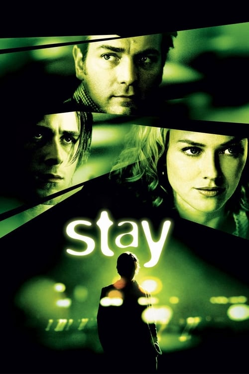 Stay - Poster