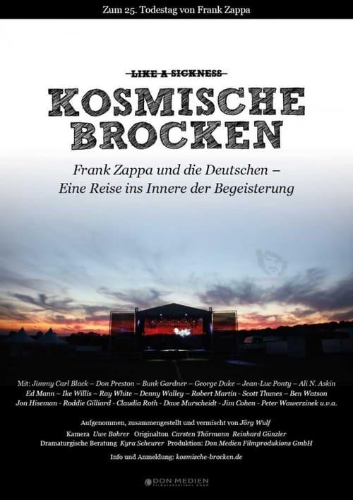 Mira Kosmische Brocken - Frank Zappa und die Deutschen Completamente Gratis