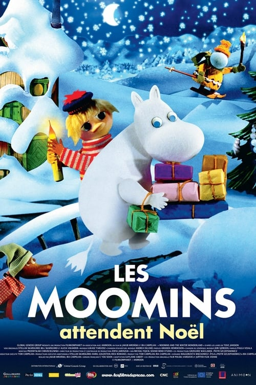 ➤ Les Moomins attendent Noël (2017) streaming vf hd