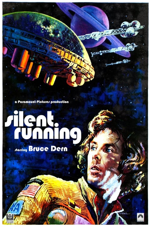 Streaming Silent Running (1972) Full Movie