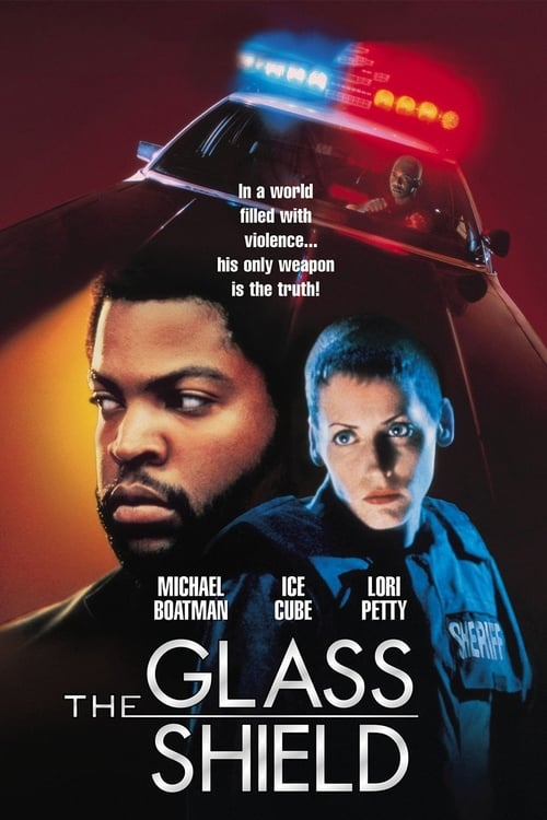 The Glass Shield Poster