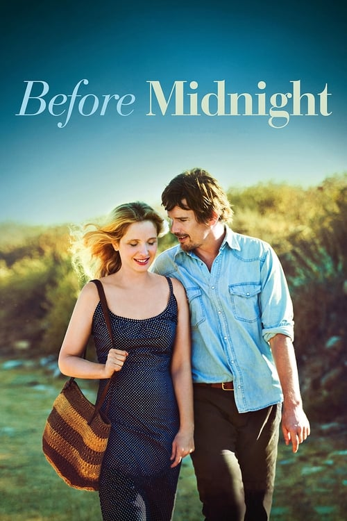 Before Midnight - Poster