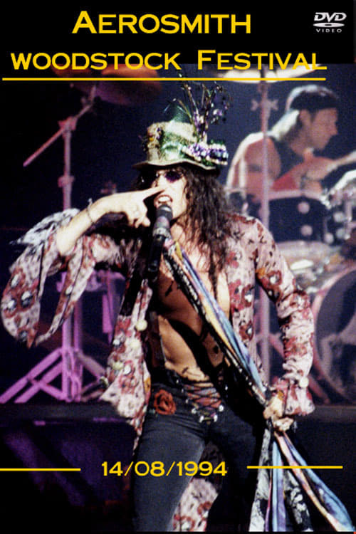 Regarde Aerosmith - Woodstock Festival En Bonne Qualité Hd 720p