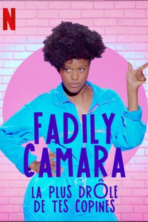 Poster von Fadily Camara: Das Witzigste an deinen Freundinnen