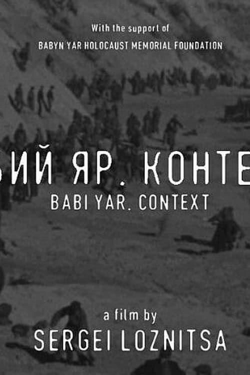 Babi Yar. Context Movie Watch Online