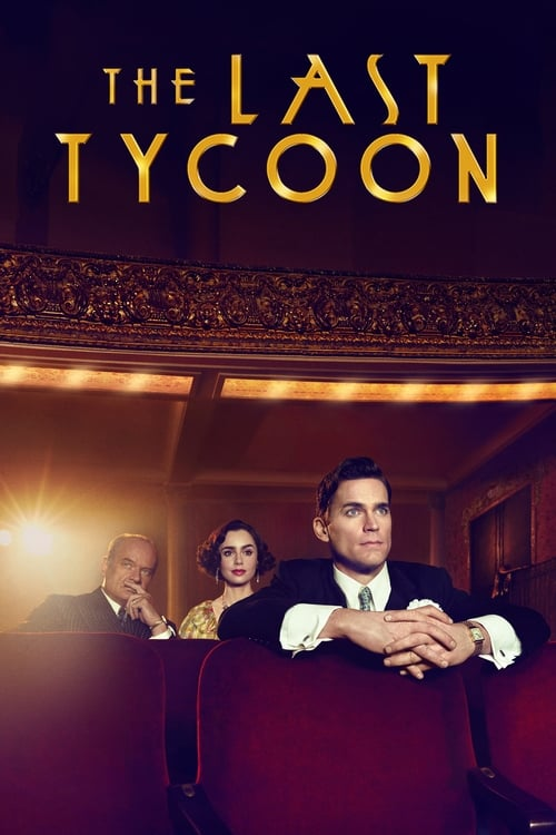 Poster von The Last Tycoon