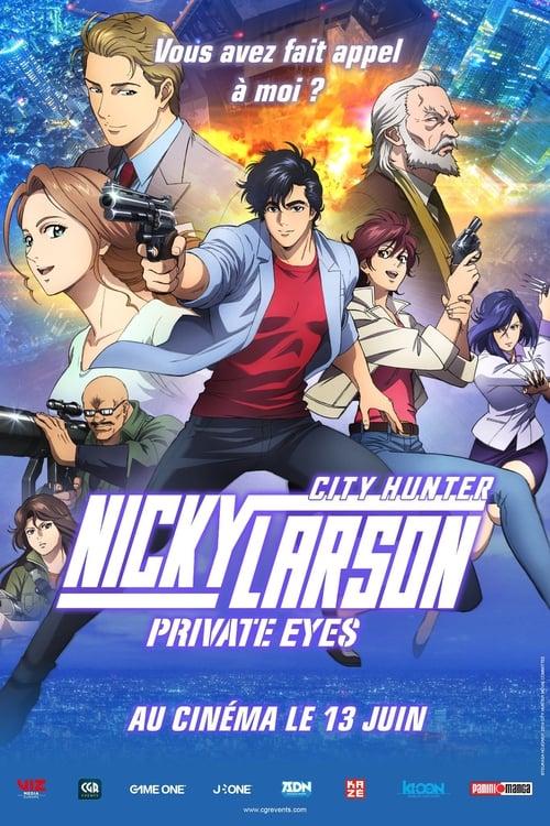 [VF] Nicky Larson : Private Eyes (2019) streaming