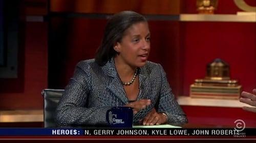 The Colbert Report: Season 7 – Episod Ambassador Susan Rice