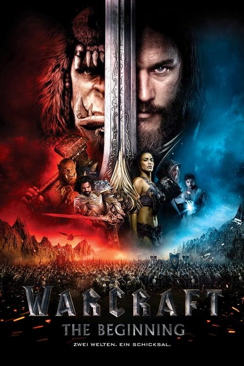 Warcraft: The Beginning - Action / 2016 / ab 12 Jahre