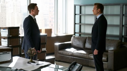 Suits: Season 7 – Episode Skin in the Game