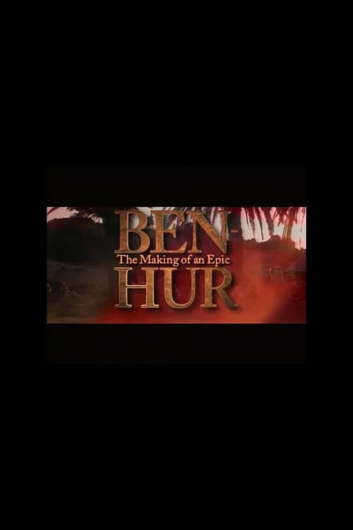 Descargar Ben Hur The Making Of An Epic Película 1993 Ver Online Gnula
