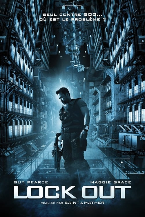 ★ Lock Out (2012) streaming Disney+ HD