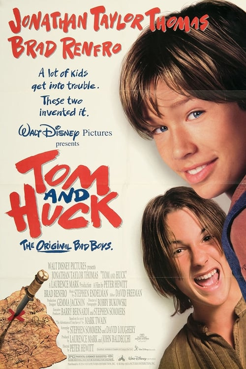 Watch Tom and Huck (1995) Movie Free Online