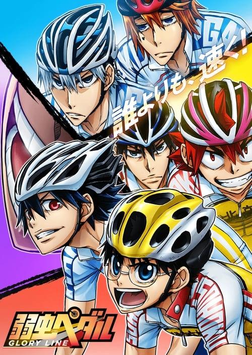 Yowamushi Pedal Season 4