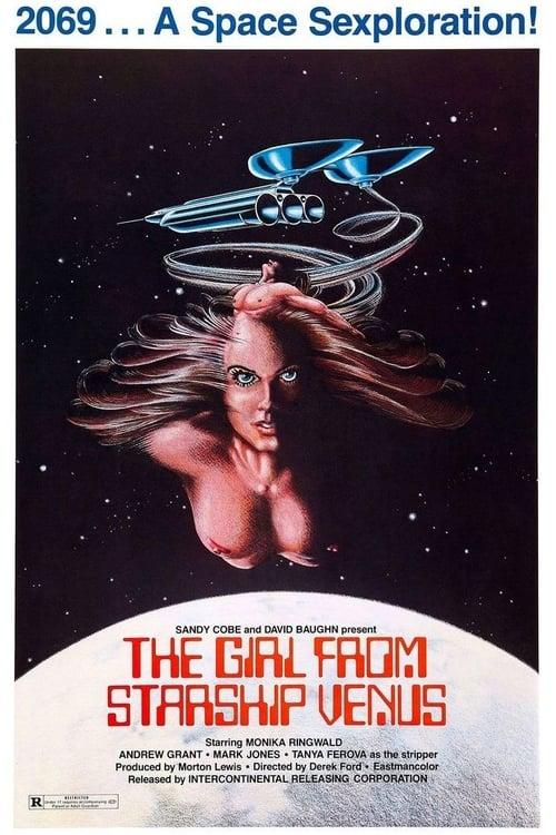 Mira La Película Girl from Starship Venus En Español En Línea