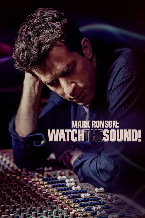 Poster von Mark Ronson: Watch the Sound!