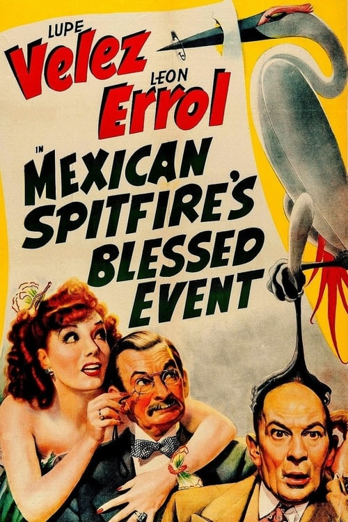 Assistir Filme Mexican Spitfire's Blessed Event Com Legendas