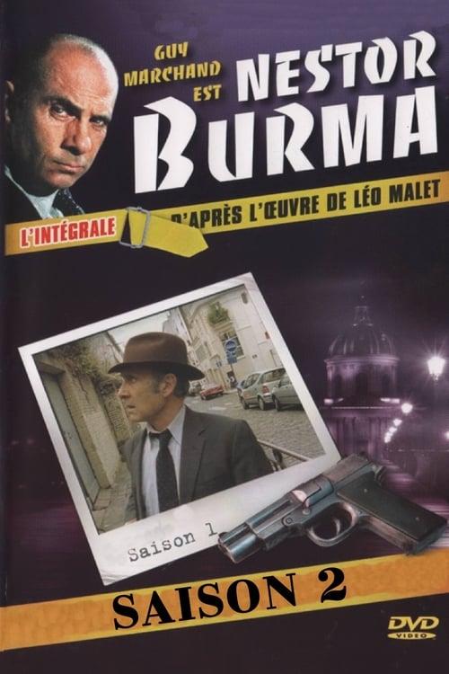 Nestor Burma: Season 2