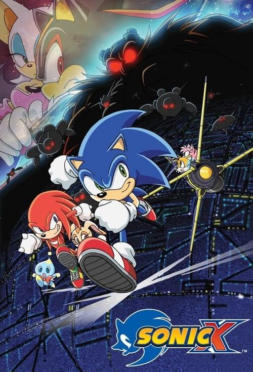 Sonic X-Azwaad Movie Database