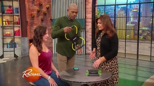 Rachael Ray - Season 13 - Episode 160: Dr. Ian Smith Is in the House Breaking Down the Dangers of Sitting!