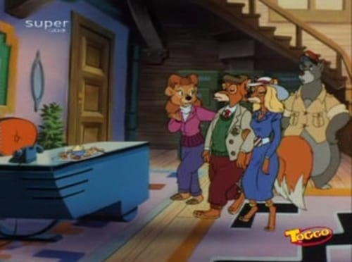 Talespin 1991 Bluray 1080p: Season 1 – Episode A Touch of Glass