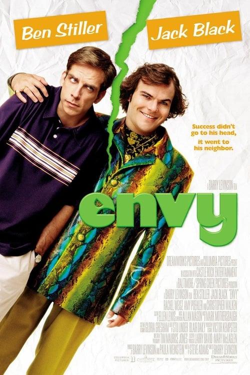 Envy Affiche de film