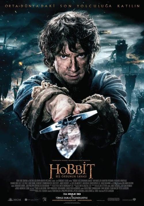 The Hobbit: The Battle of the Five Armies ( Hobbit: Beş Ordunun Savaşı )