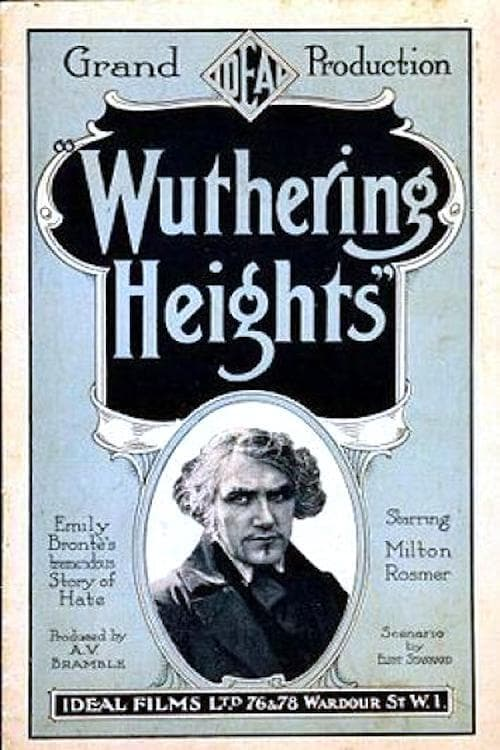 Wuthering Heights (1920)
