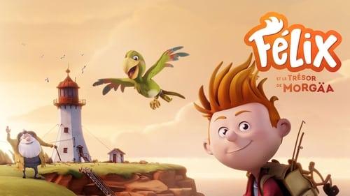 مشاهدة فيلم Felix and the Treasure of Morgäa 2021 مترجم