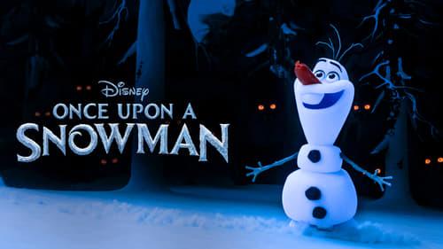 Érase una Vez un Muñeco de Nieve