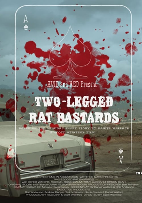 Mira La Película Two-Legged Rat Bastards En Español