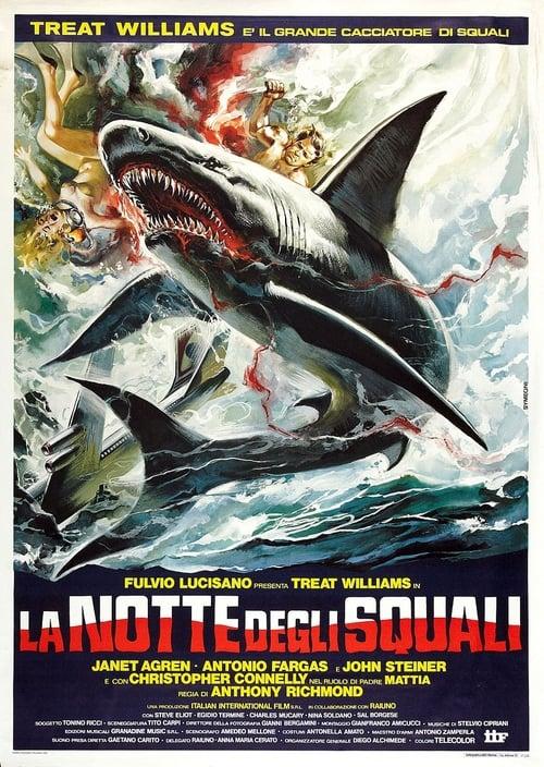 Regarder Le Film la nuit des requins Avec Sous-Titres En Ligne
