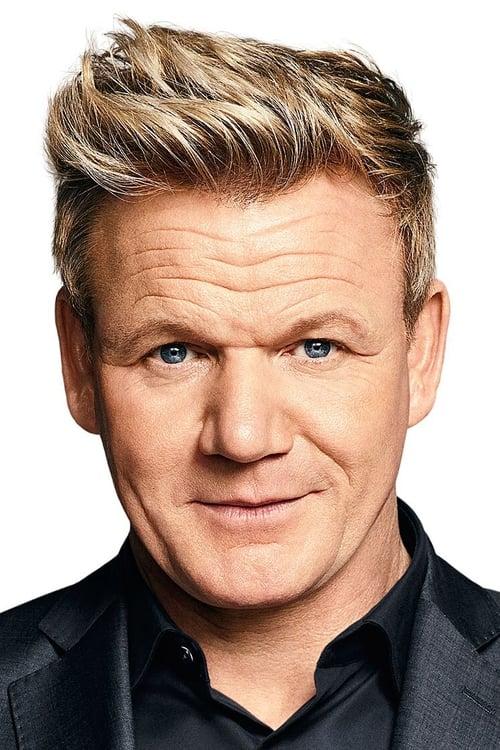 Kép: Gordon Ramsay színész profilképe