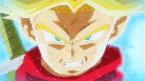 Eu Vou Proteger o Mundo! A Fúria do Trunks Faz Explodir um Superpoder!