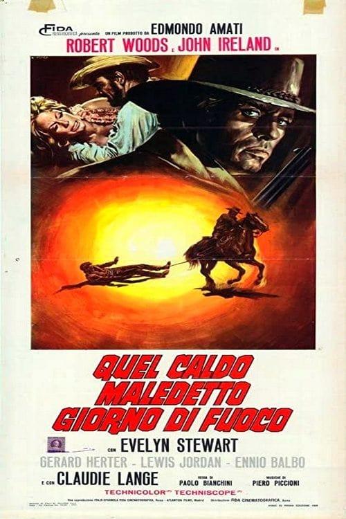 Poster von Django spricht kein Vaterunser