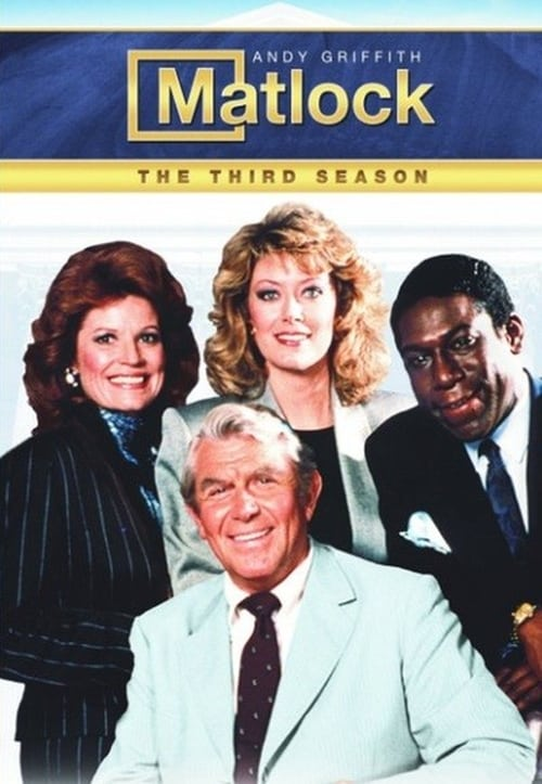 Matlock: Season 3