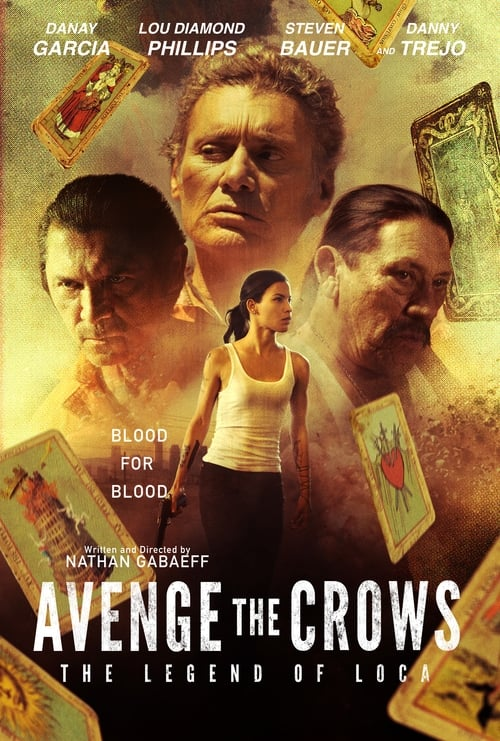 Avenge the Crows: The Legend of Loca Read here