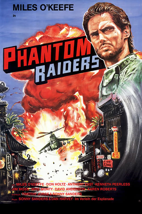 Poster von Phantom Raiders
