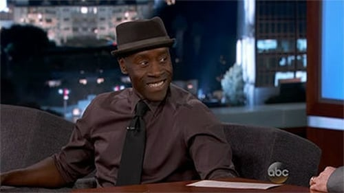 Jimmy Kimmel Live 2014 Streaming: Season 12 – Episode Don Cheadle, Tony Goldwyn, Enrique Iglesias